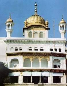 The Akal Takhat before June 6th 1984
