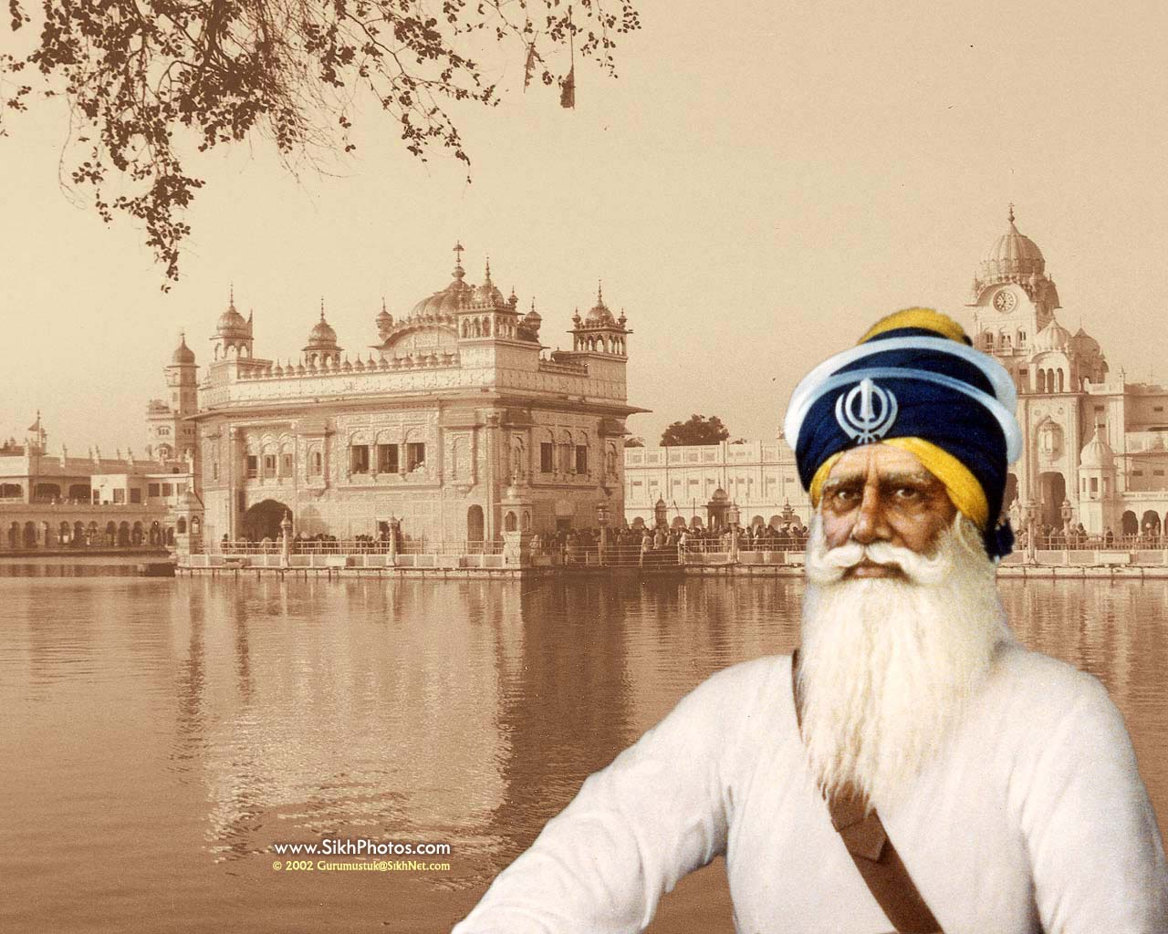 The Sikhism Computer Wallpaper