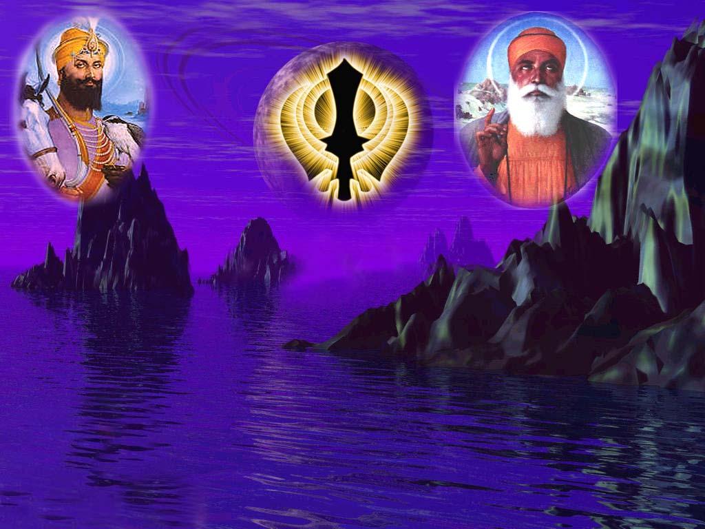 Guru Nanak Devji Wallpapers