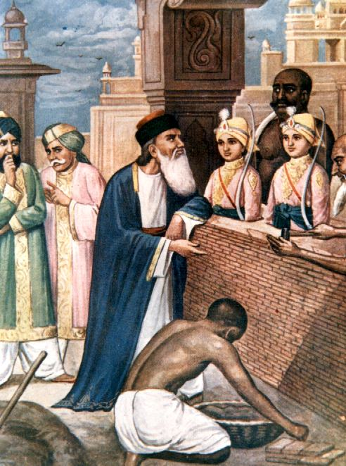 sabihzaday  sons  of Guru Gobind Singh Ji  Sahibzada Zorawar Singh Ji    Guru Gobind Singh Ji Sons